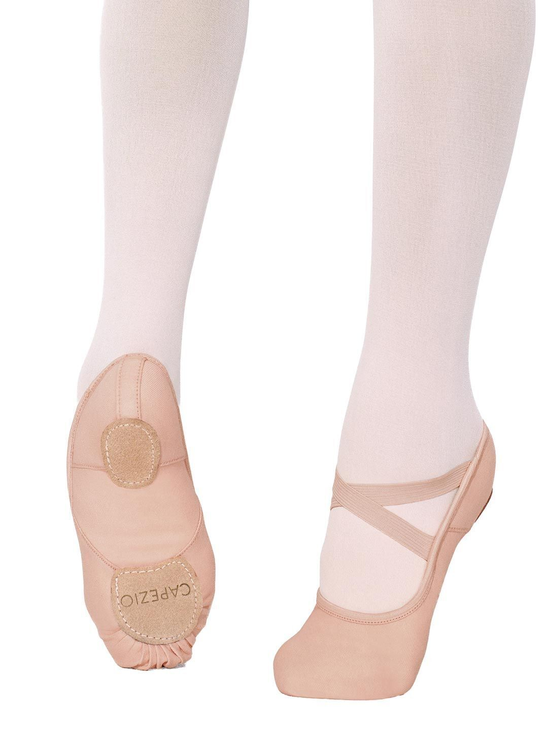 Capezio Hanami Canvas Split Sole Adult