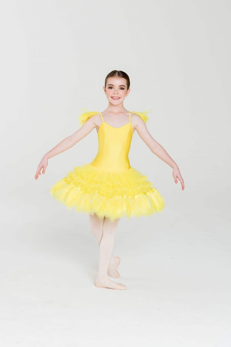 Studio 7 Feather Frills Tutu Child