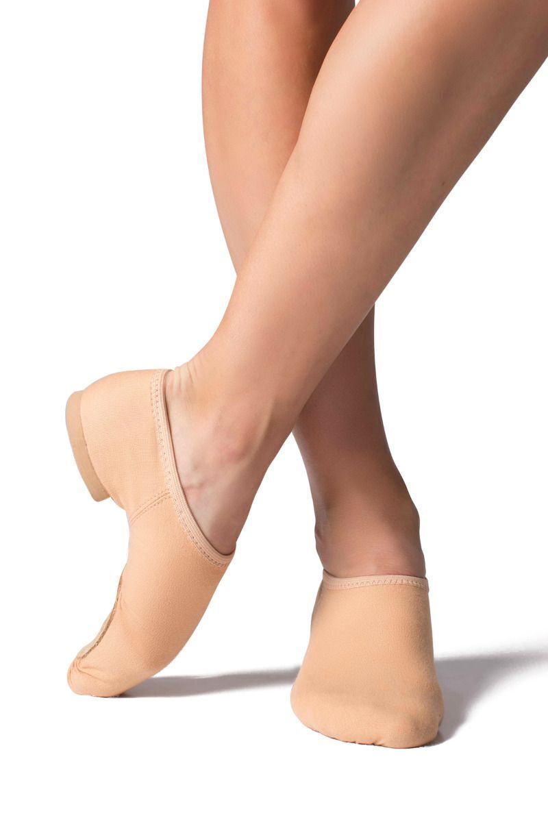 So Danca Adult Vegan Split Sole Jazz Shoe
