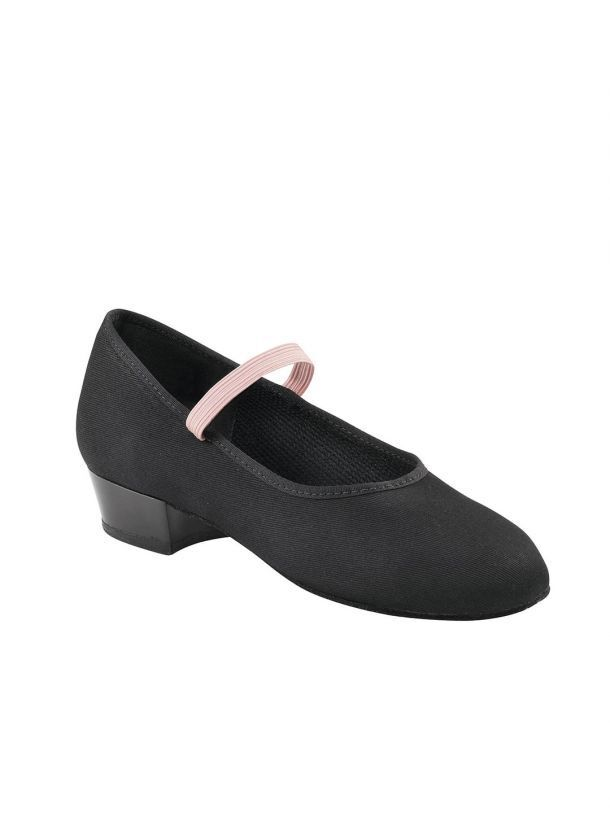 Capezio Academy Character w/ Black Sole Child