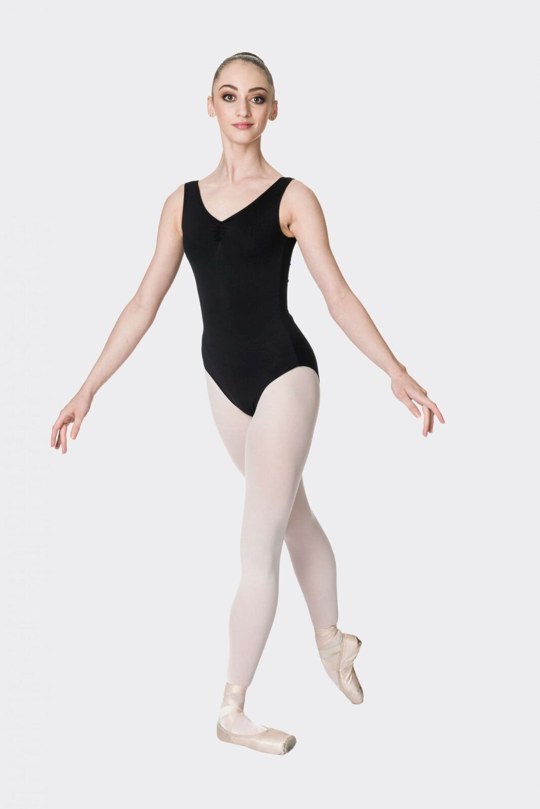 Studio 7 Premium Thick Strap Leotard Adult