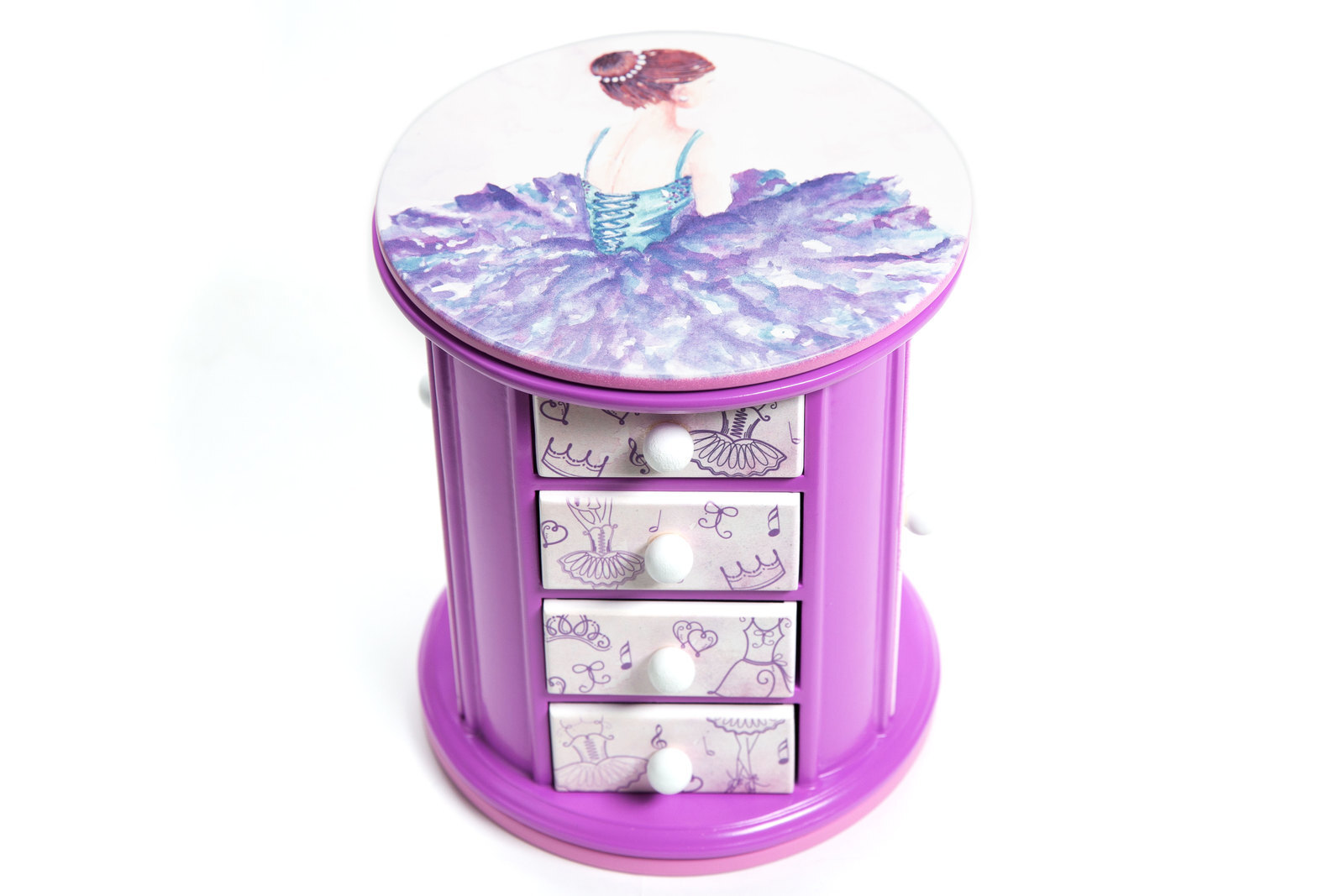 Mad Ally Jewellery Box