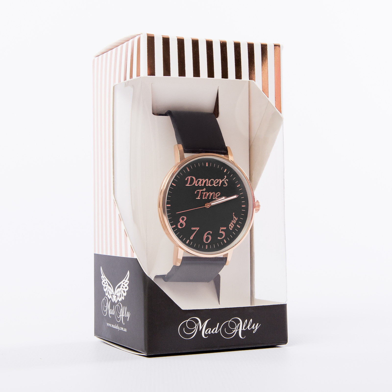 Dancer's Watch Black