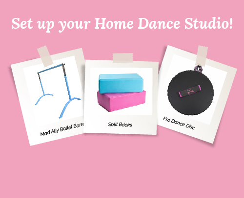 Set up your Home Dance Studio