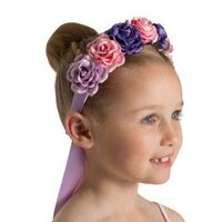 Bloch Grade 3 RAD Flower Head Dress