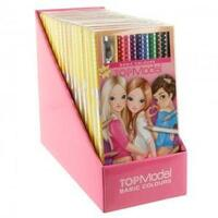 Top Model - Basic Pencil Set