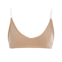 Energetiks Clear Back Bra Adult