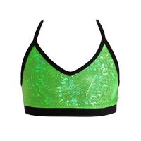 Energetiks Paris Crop Top Child