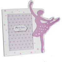 Ballerina Photo Frame