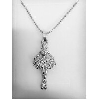 Ballerina Necklace JN20