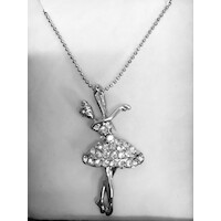 Ballerina Necklace JN32