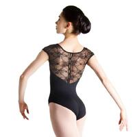 Bloch Chiwa Womens Lace Button Leotard