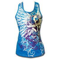 Mad Ally Wings Singlet