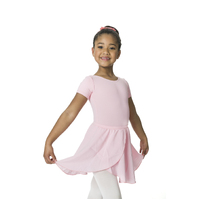 Studio 7 Mock Wrap Skirt Child