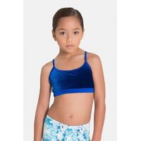 Sylvia P Cordelia Crop Top