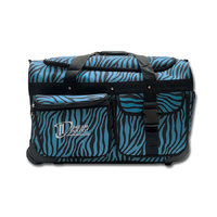 Dream Duffel Medium Zebra Package