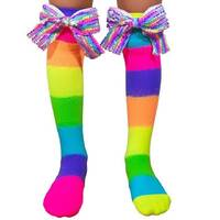 Mad Mia Bow to Toes Socks