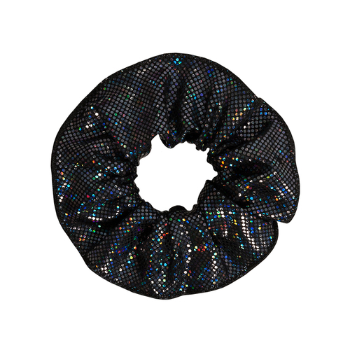 Energetiks Shattered Glass Scrunchie- Black