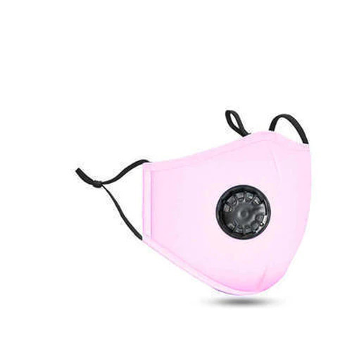 Reusable Face Mask Pink