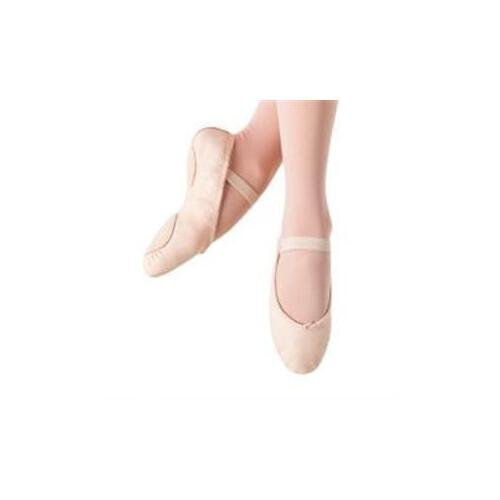 Bloch Prolite 11 Leather Split Sole Girls [Size:Child 9][Width:A]